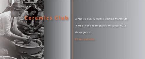 Ceramics-Club