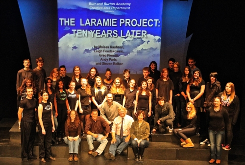 Laramie cast photo